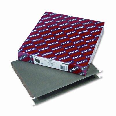 "Smead Manufacturing Company 1"" Capacity Box Bottom Hanging File Folders, 25/Box"