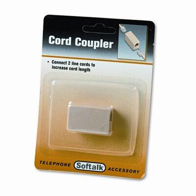 Softalk, LLC Telephone Cord Coupler