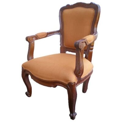 Gift Mark Louis Children's Arm Chair in Cherry and Brown