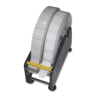 "Tatco Mailing Seal Dispenser, 2 Adaptors, Hlds 2 Rolls, 3-1/2""x5"""