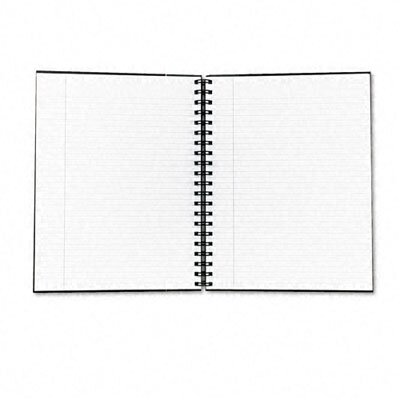 Tops Business Forms Royale Business Hardcover Notebook, Legal Rule, 8 X 10-1/2, White, 96 Sheets