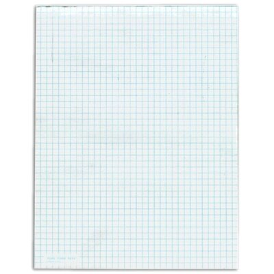 Tops Business Forms Tops Quadrille Pad