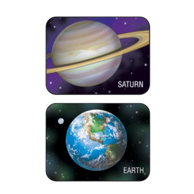 Trend Enterprises Planets and Sun Discovery Sticker