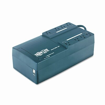 Tripp Lite Internet550U Internet Office 550Va Ups 120V with Usb, Rj11, 8 Outlet