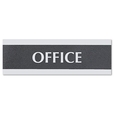 U.S. Stamp & Sign Headline Sign Century Series Office Sign, Office