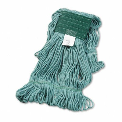 Unisan Super Loop Wet Mop Head, Cotton/Synthetic, Medium Size