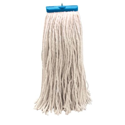 Unisan Economical Lie Flat Mop Head in White