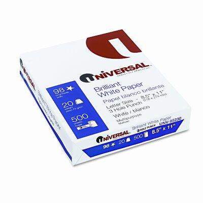 Universal® Multipurpose Paper, 5000/Carton