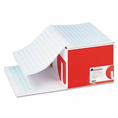 "Universal® Computer Paper, 18 lbs, 14.88"" x 11"", 2600 Sheets"