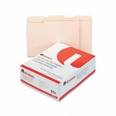 Universal® File Folders, 100/Box