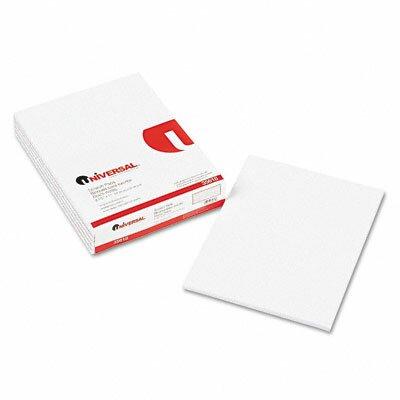 Universal® Scratch Pads, 6 100-Sheet Pads/Pack