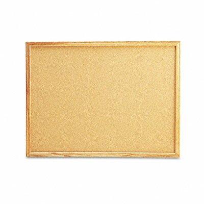 Universal® Universal Cork Wall Mounted Bulletin Board