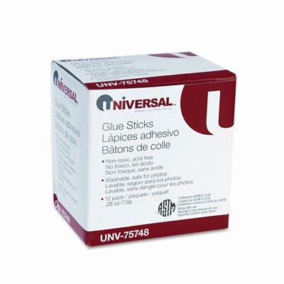 Universal® Glue Stick (12 Pack)