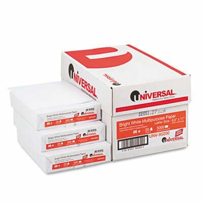 Universal® Multipurpose Paper, 200,000 Sheets/Pallet