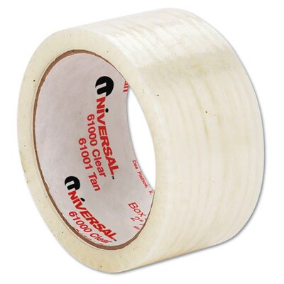 Universal® 110 Yards Box Sealing Tape in Clear