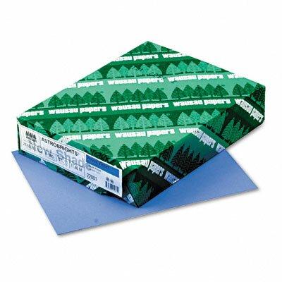 Wausau Papers AstroBright Color Laser/Inkjet Paper, Venus Violet, 24lb, Letter, 500 Sheets