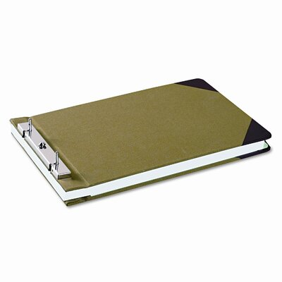 Wilson Jones Canvas Sectional Post Binder, 8-1/2 X 14, 4-1/4 Center