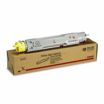 Xerox® 106R00674 Toner Cartridge, High-Yield, Yellow