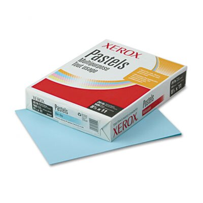 Xerox® Multipurpose Pastel Colored Paper, 20-Lb, Letter, 500 Sheets/Ream