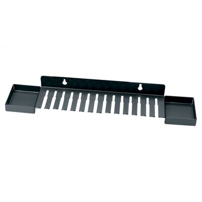Middle Atlantic Wall Mount Patch Cable Hanger with Side Trays
