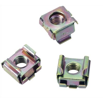 Middle Atlantic WRK Series 100 Piece 6MM Cage Nuts