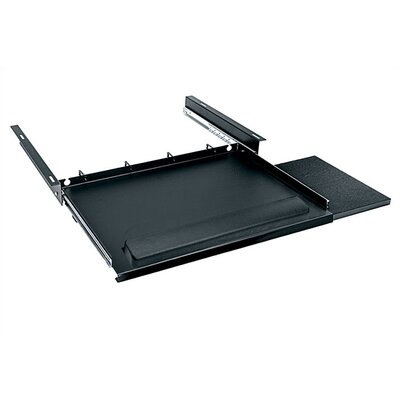 "Middle Atlantic MultiDesk Video (MDV) Series 44"" W Computer Keyboard Tray"