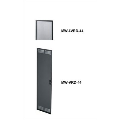 Middle Atlantic WRK/MRK/VRK Series Top and Bottom Vented Doors