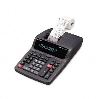 Casio® Desktop Calculator, 12-Digit Digitron