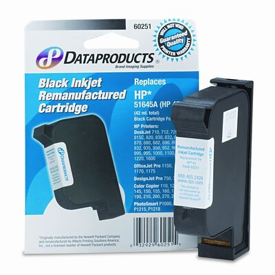 Dataproducts Compatible Remanufactured Ink, 1,100 Page-Yield