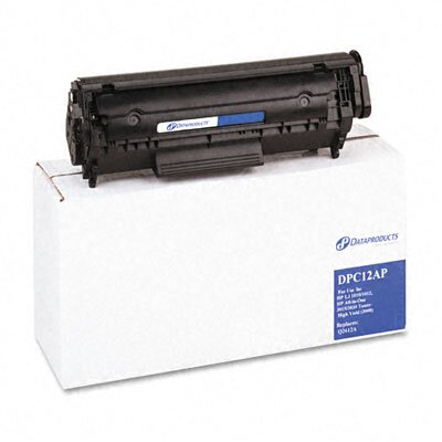 Dataproducts Compatible Remanufactured Toner, 2000 Page-Yield