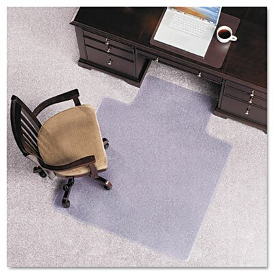 Anchormat Plush Pile Carpet Chair Mat by E.S. ROBBINS