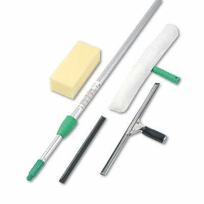 Unger Pro Window Cleaning Kit with 8-Ft. Pole