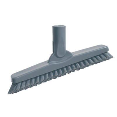 Unger SmartColor Swivel Corner Brush in Gray Handle