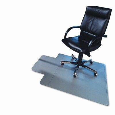 Cleartex Ultimat Hard Floor Chair Mat by FLOORTEX