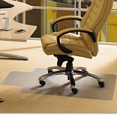 Floortex Ecotex Revolutionmat Low Pile Carpet Lipped Edge Chair Mat