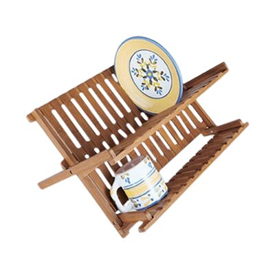 Bamboo Dish Rack by Lipper International