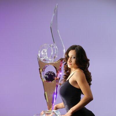 Shahrooz Sculptures and Art Pieces Acrylic Venus Sculpture