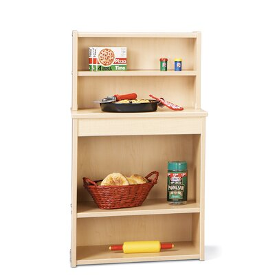 Young Time Play Kitchen Pantry
