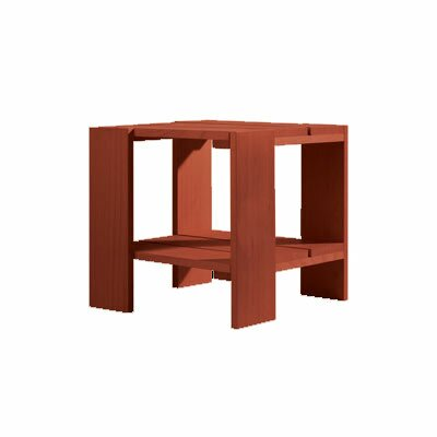 Wilhelmina Collection Crate Side Table
