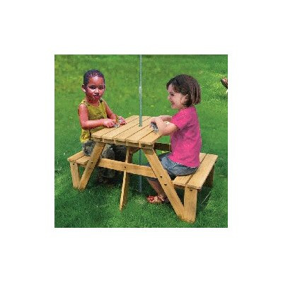 Kids' Picnic Table by Lohasrus