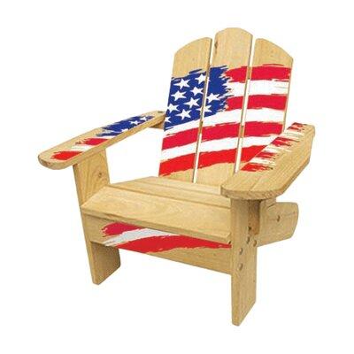 Lohasrus Kid's Adirondack Chair
