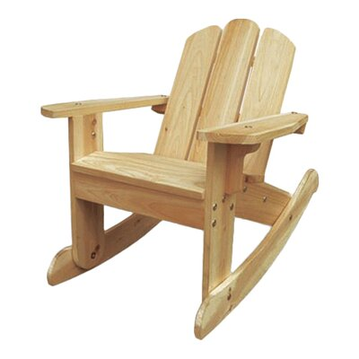 Kid's Rocking Chair by Lohasrus