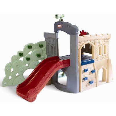 Little Tikes Endless Adventures Rock Climber and Slide
