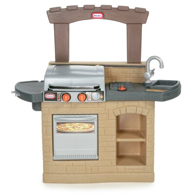 Cook 'n Play Outdoor BBQ™ Kitchen Set by Little Tikes