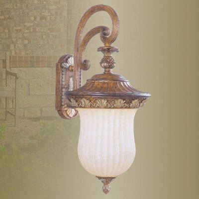 Livex Lighting Savannah 1 Light Wall Lantern