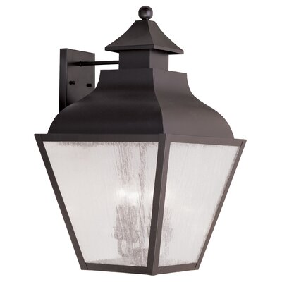 Vernon 4 Light Wall Lantern Product Photo