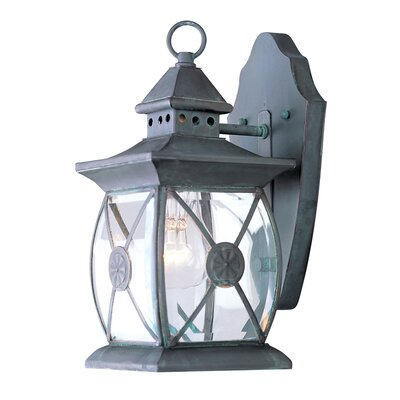 Livex Lighting Providence 3 Light Wall Lantern