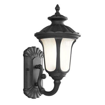 Livex Lighting Oxford 1 Light Wall Lantern