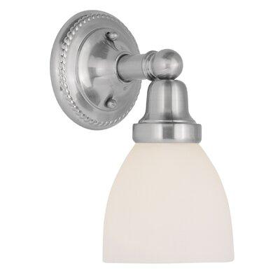 Livex Lighting Classic 1 Light Wall Sconce