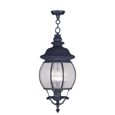 Frontenac Foyer Pendant by Livex Lighting